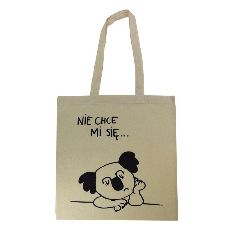 torba ekologiczna z nadrukiem